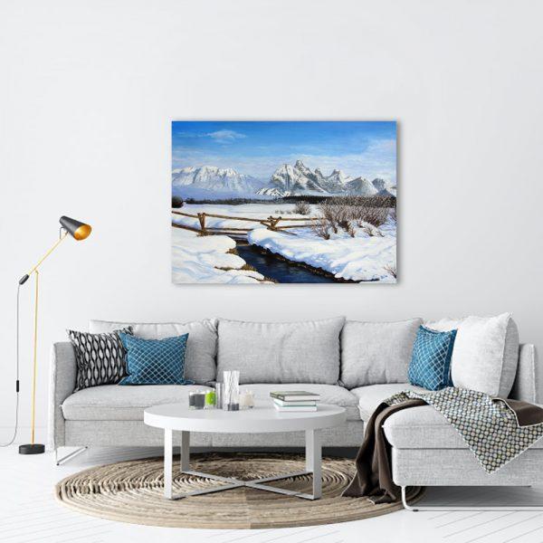 kartina-zimno-potoche-print-dekoratsiya